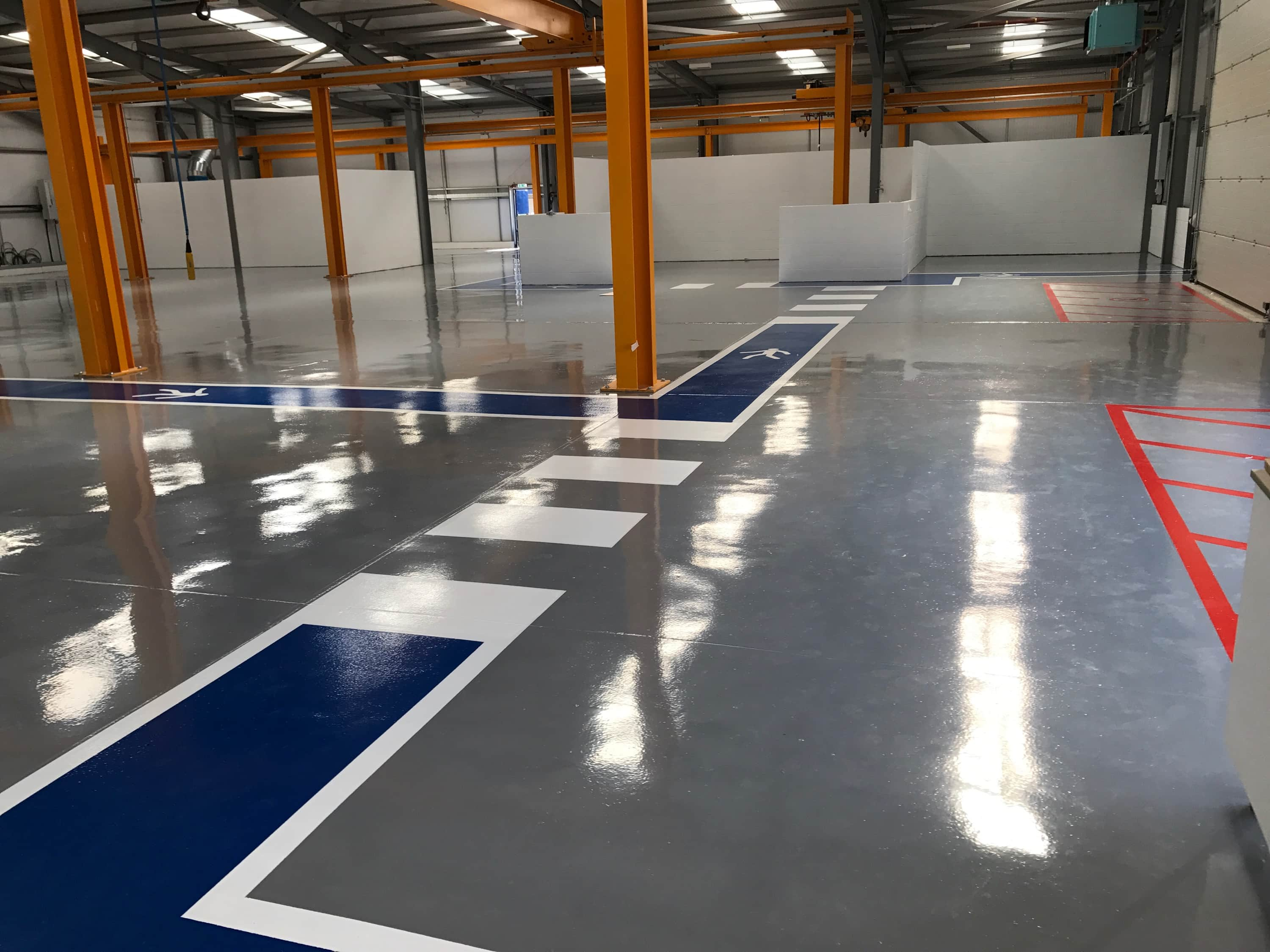floors polyurethane coating columbus poly floor coatings flooring garage deco
