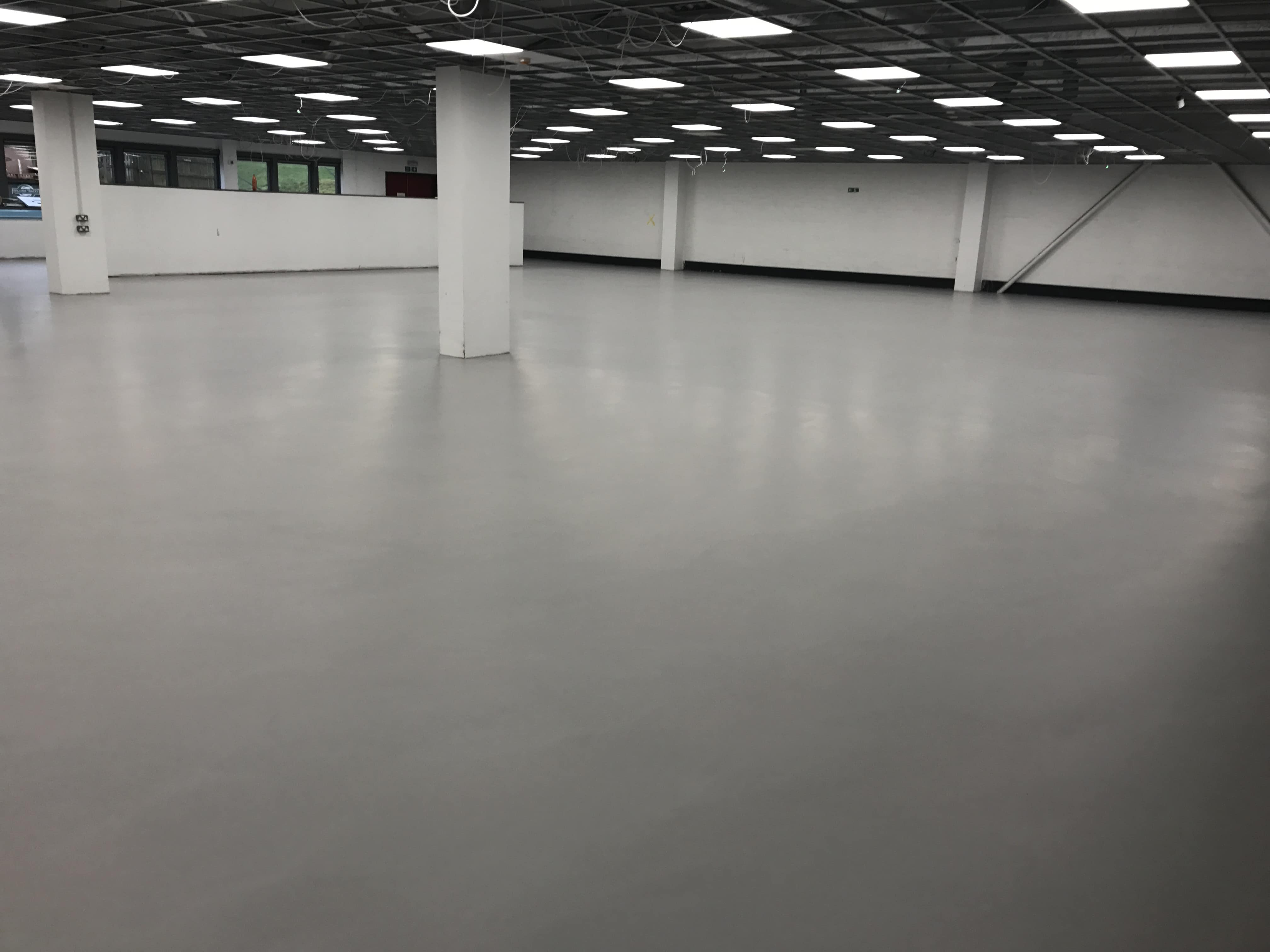 Is Resin Flooring Good For The Pharmaceutical Industry