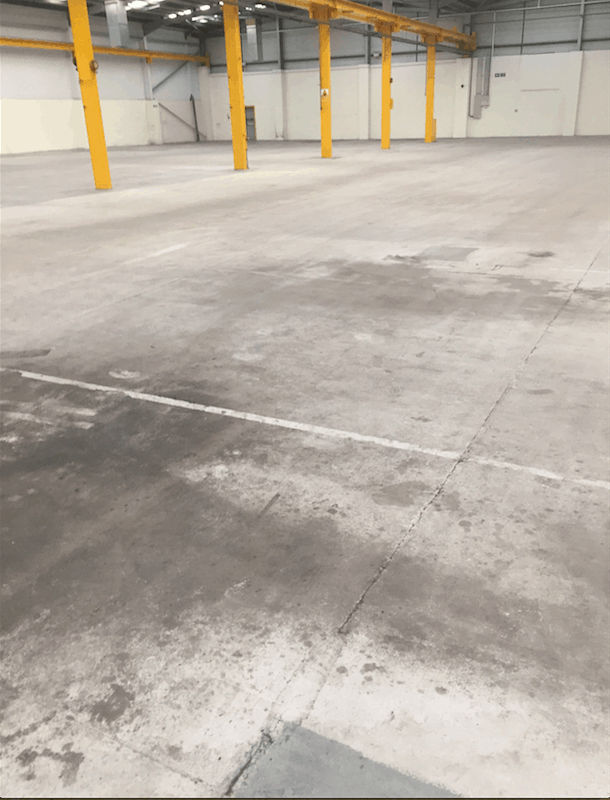 How to clean and maintain your industrial concrete for What to clean concrete floors with